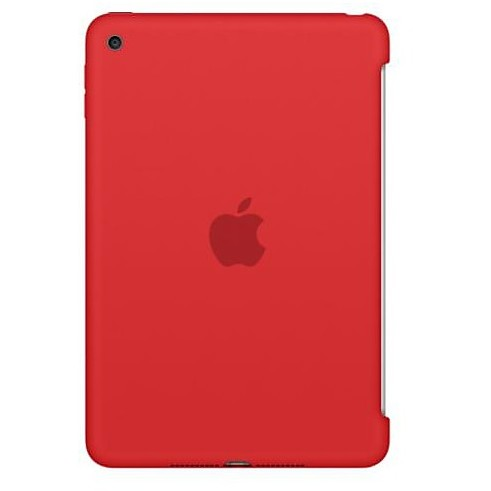 â£ipad mini 4 sil case - red