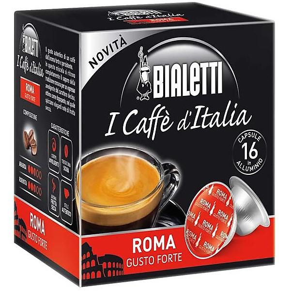 096080072/m bialetti caffe' 16 capsule roma