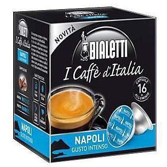 BIALETTI 096080073/m bialetti caffe' 16 capsule napoli
