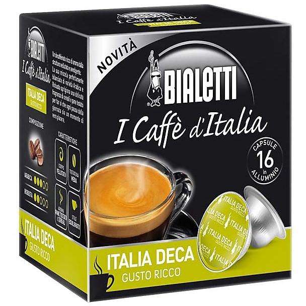 096080074/m bialetti capsule caffe' gusto deca