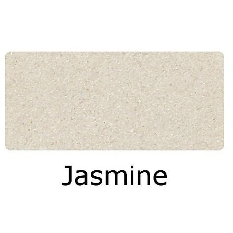 1017104 professional 7x5-5 blanco piano cottura 5 fuochi a gas 75 cm jasmine