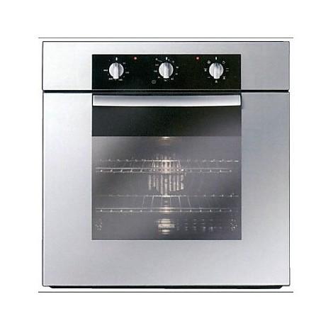 1031002 professional da 60 cm blanco forno alumetallic