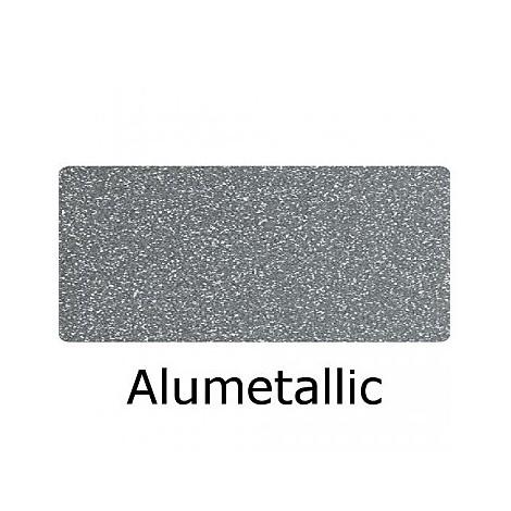 1406102 elegance 6x5-4 blanco piano cottura 60 cm 4 fuochi a gas 60 cm alumetallic