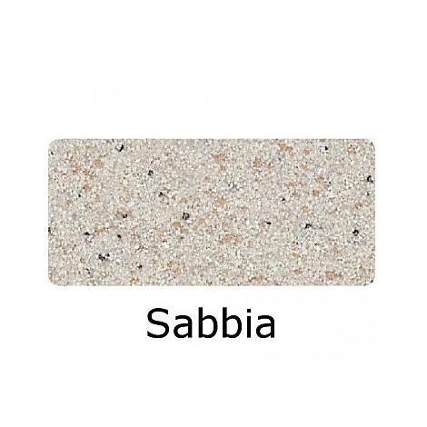 1407105 elegance 7x5-5 blanco piano cottura 75 cm 5 fuochi a gas 75 cm sabbia