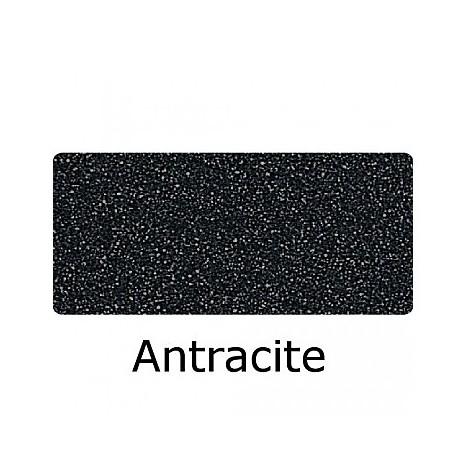 1407108 elegance 7x5-5 blanco piano cottura 75 cm 5 fuochi a gas 75 cm antracite