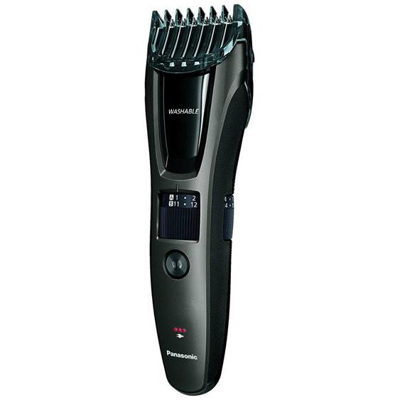 Panasonic ER-GB60-K503 tagliacapelli e regolabarba ricaricabile e lavabile