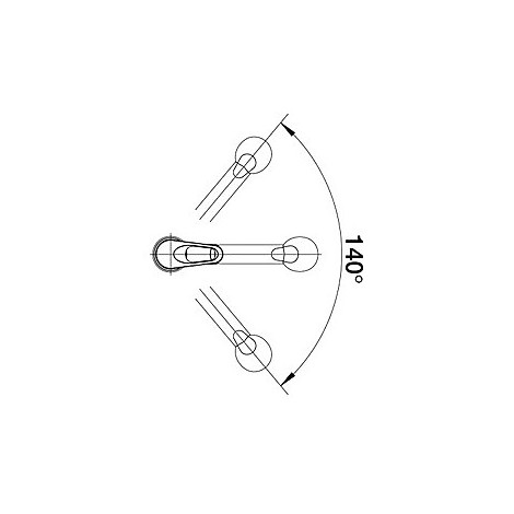 1512047 wega-s blanco miscelatore antracite silgranit
