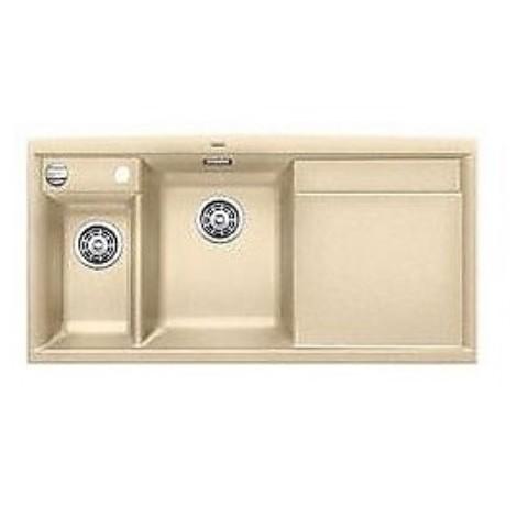 1516861 axia ii 6 s blanco lavello 100x51 2 vasche. Black Bedroom Furniture Sets. Home Design Ideas