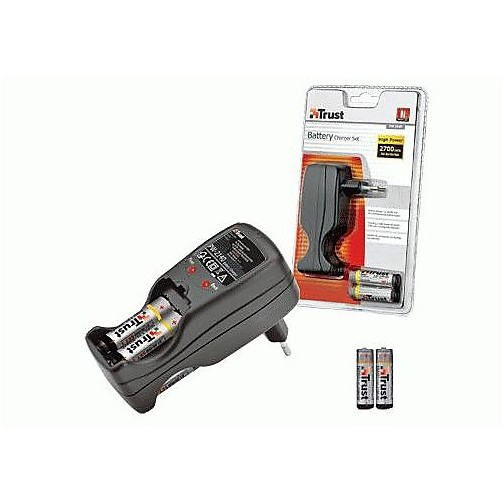 16061 trust charger battery pw-2140