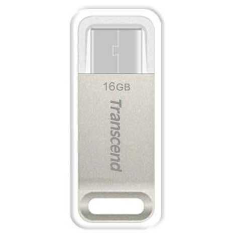 16gb jetflash 850 type c silver