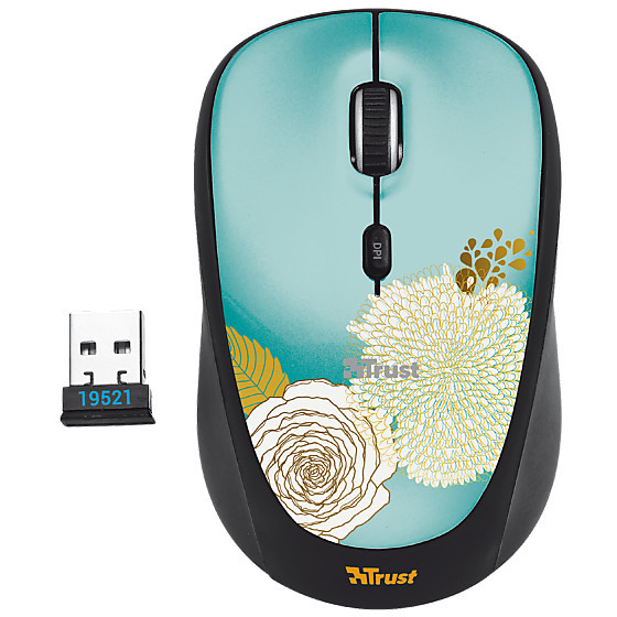 19521 trust mouse wireless
