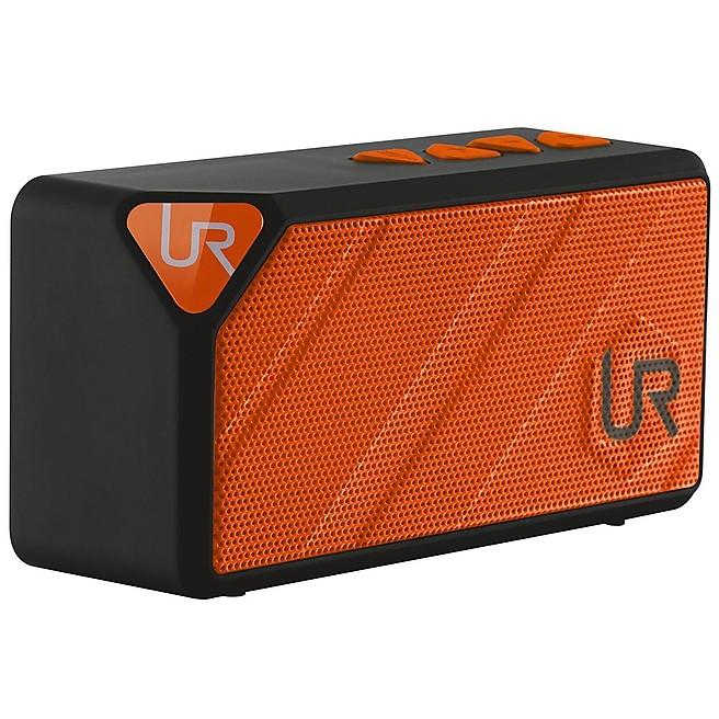 19855 trust urban revolt speaker bluetooth orange