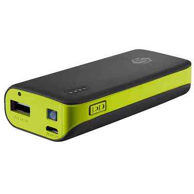 TRUST 19857 trust powerbank 4400mah black