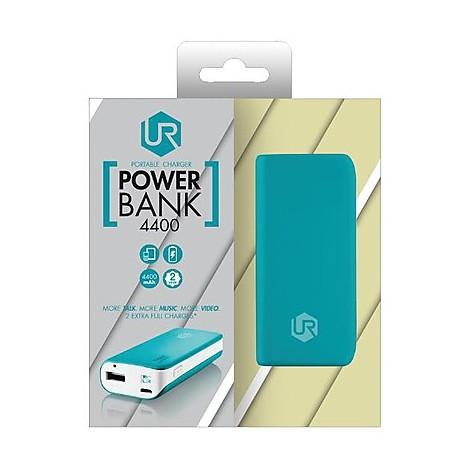 19858 trust powerbank 4400mah blue