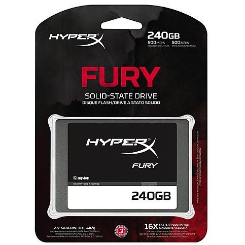 240gb hyperx fury ssd sata 3