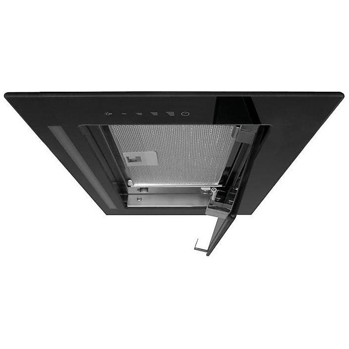 2513690 flat foster cappa 90 cm sottopensile nera - Cappe e ...