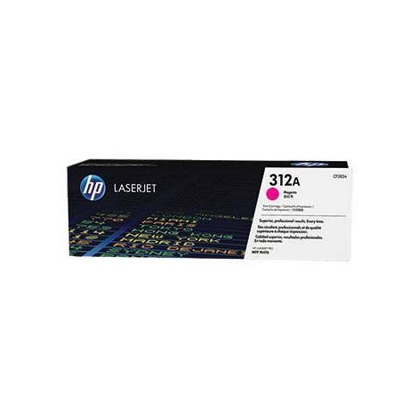 312a magenta contract toner cf383ac