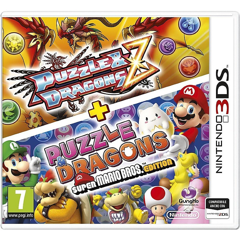 3ds puzzle e dragons