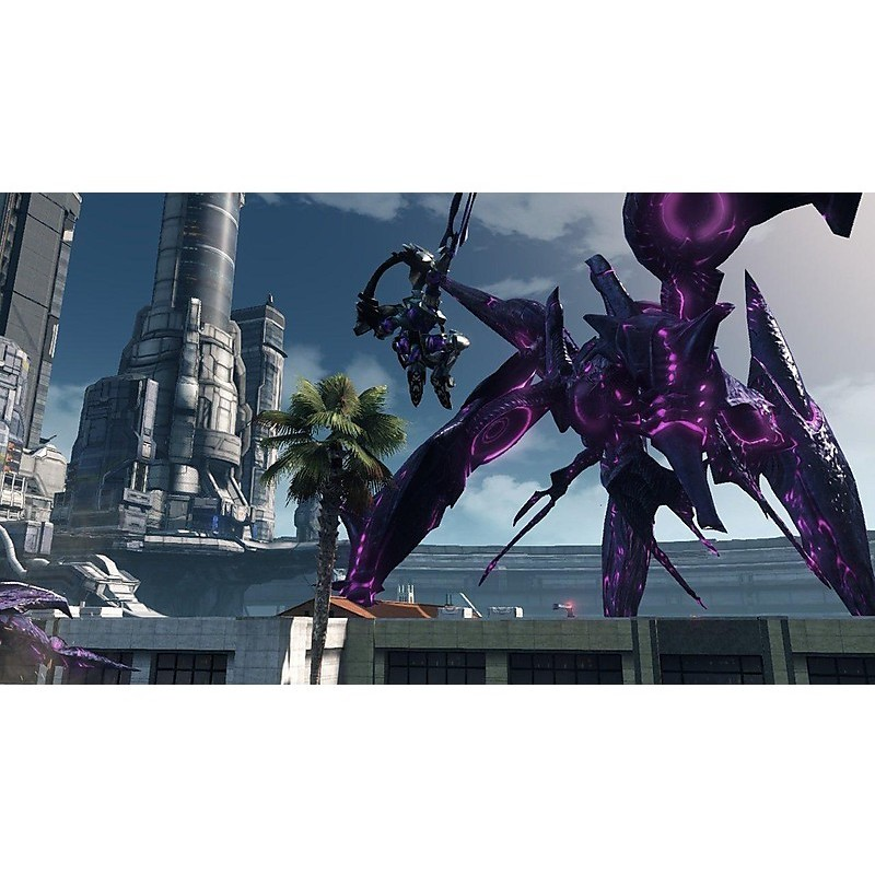 3ds xenoblade chronicles x solus