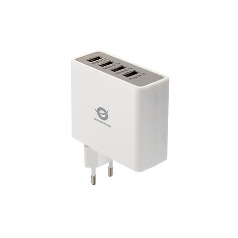 4-port usb charger 5.1a