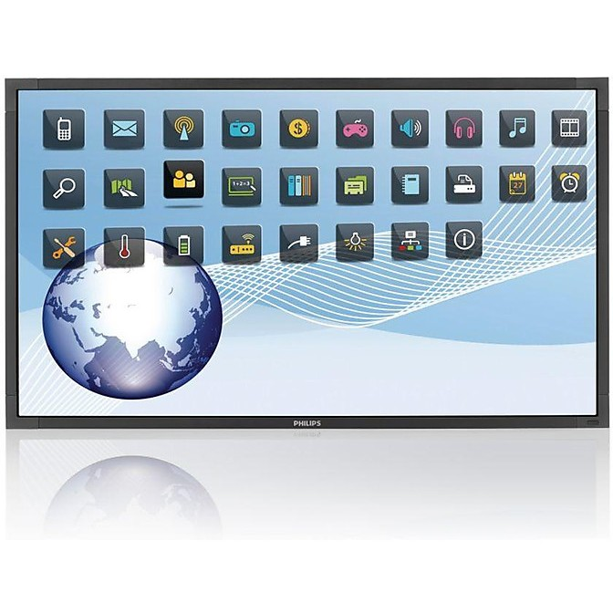 42 multi touch display 5 touch pts