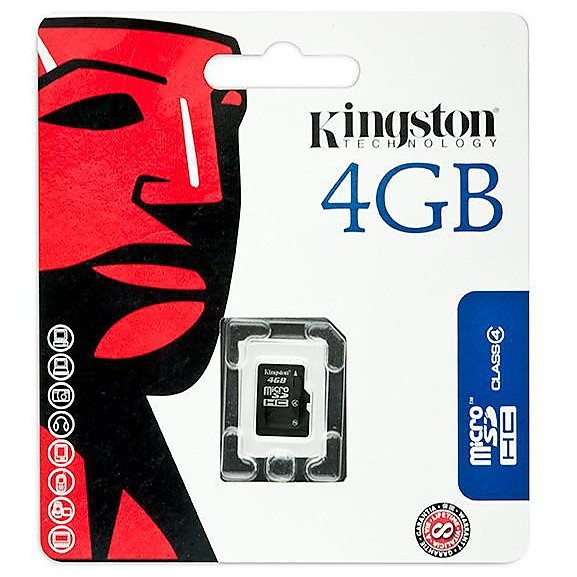 4gb micro sd hc card only