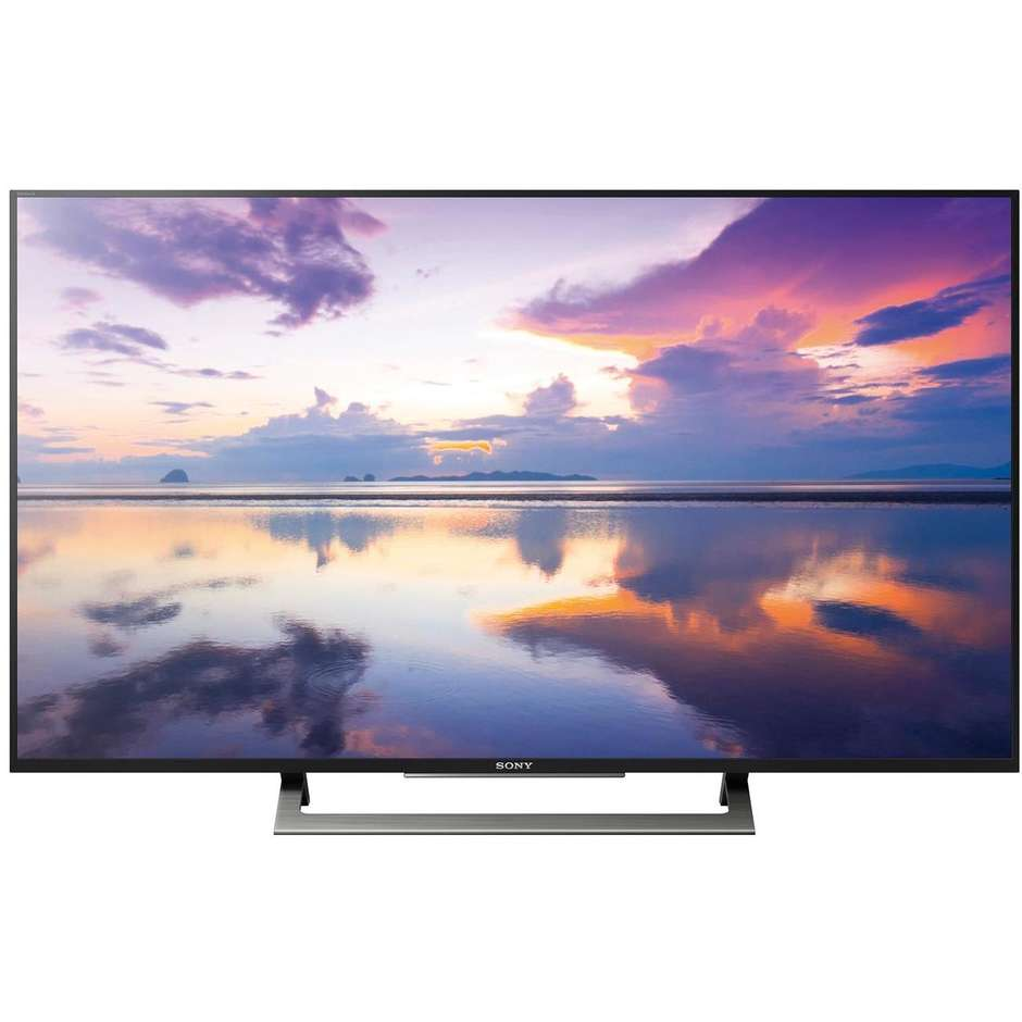 4k hdr android tv sony 43