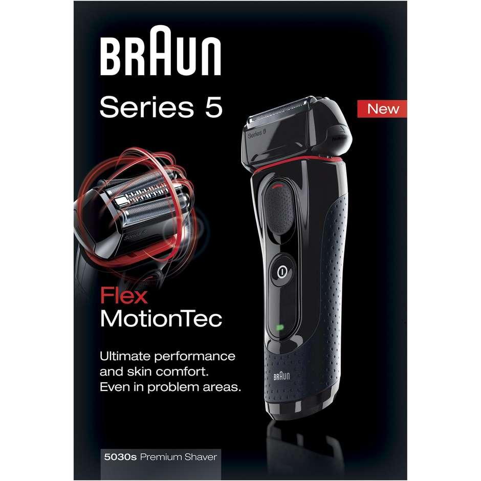 5030s braun rasoio elettrico series 5