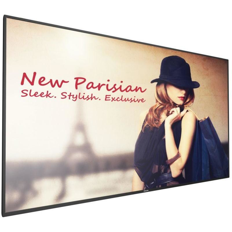 55  edge led display  powered by
