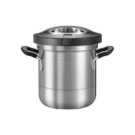 5kcf0104eob kitchenaid artisan robot multifunzione con - Robot da cucina con cottura ...