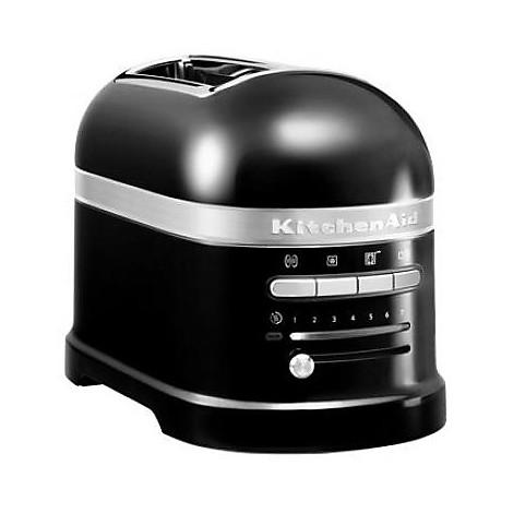 5kmt2204eob kitchenaid tostapane artisan nero onice