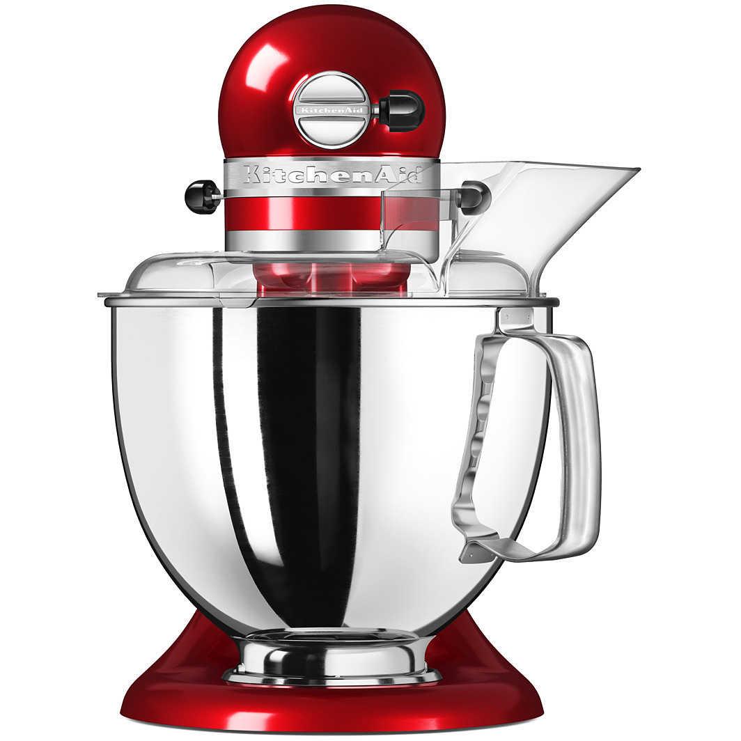 5KSM175PSECA KitchenAid Artisan robot da cucina 4,8 litri rosso mela ...