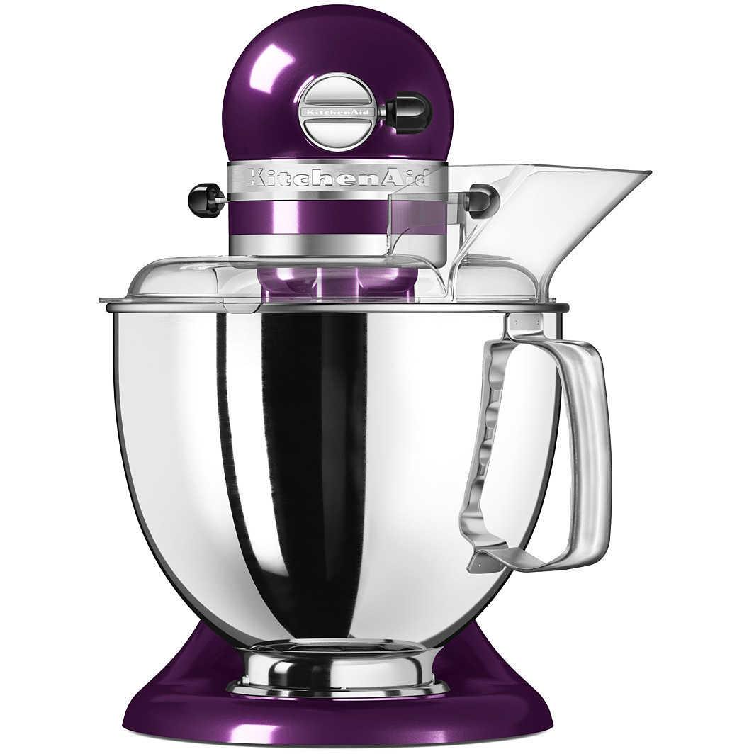 5KSM175PSEPB KitchenAid Artisan robot da cucina 4,8 litri prugna ...