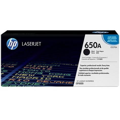 650a black laserjet contractual