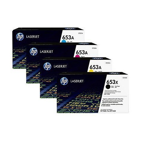 653a magenta contract toner cf323ac
