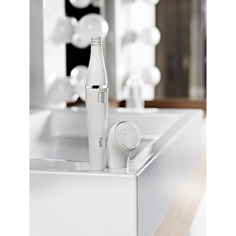 Braun Spazzole viso Ricambio Epilatore Braun Face 4 Spazzole REFILL FACE SE80 M | eBay