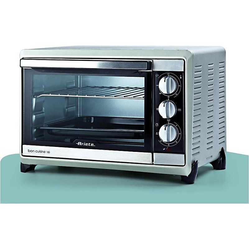 971 ariete forno elettrico bon cuisine 18lt ventilato