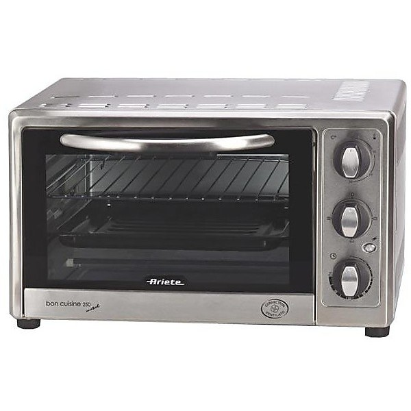 973 ariete forno elettrico bon cuisine 21lt ventilato