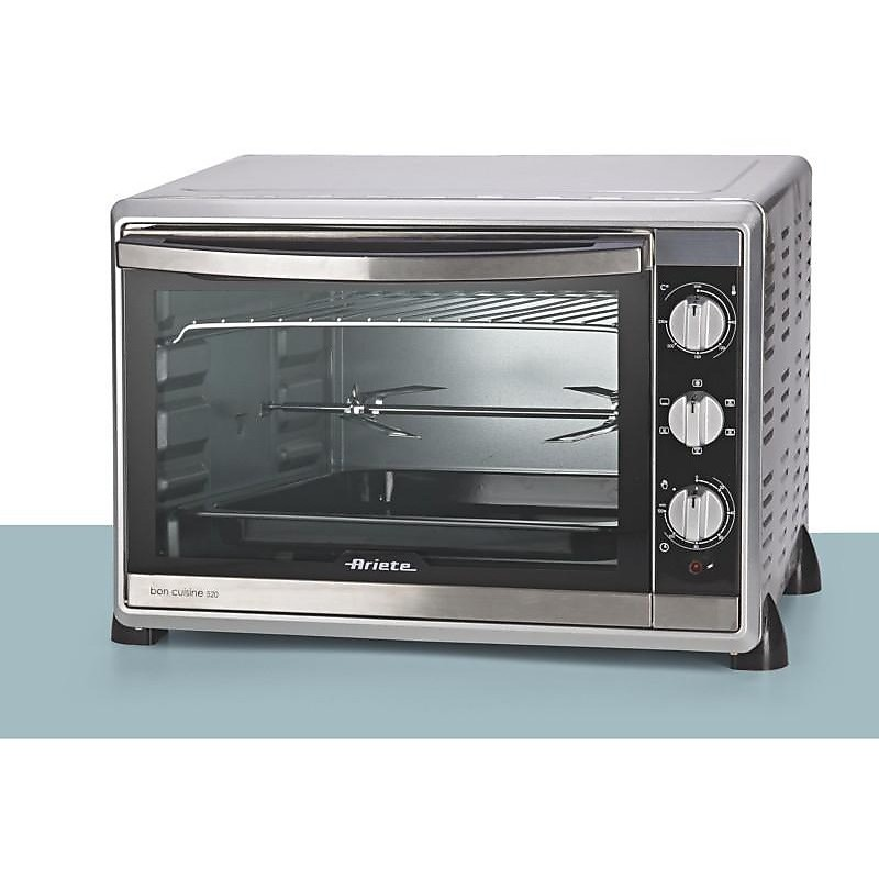 976 ariete fornetto elettrico bon cuisine 520 2000 watt 52 litri