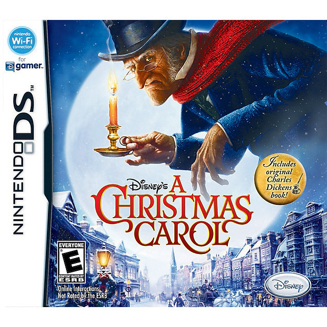A Christmas Carol Nintendo DS Game