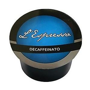 ESPRESSO ITALIA a modo mio dek compatibile confezione 70 capsule caffe' espresso decaffeinato