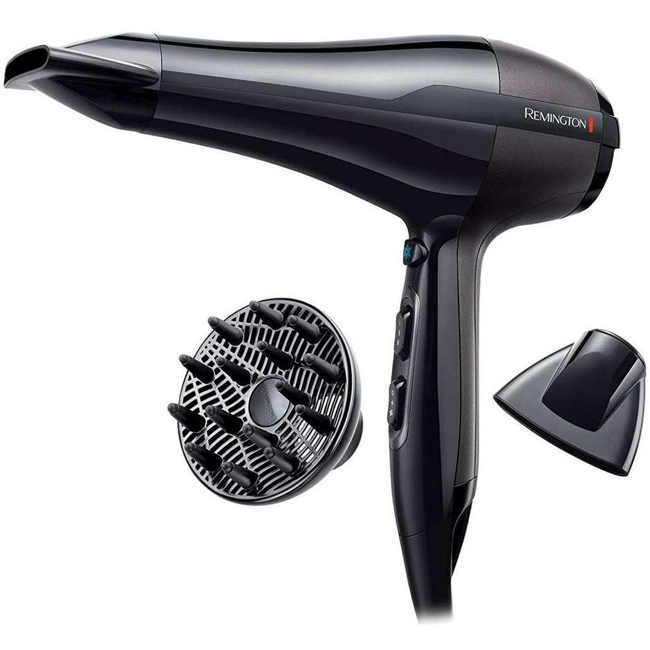 ac-5999 asciugacapelli remington 2300 watt con diffusore