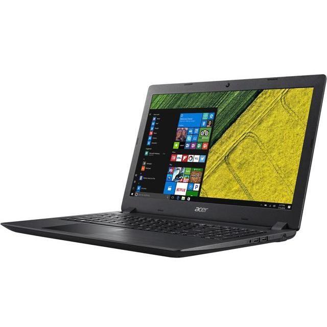 "Acer A315-31-P41T Aspire 3 notebook 15,6"" Intel Pentium N4200 Ram 4 Gb Hard Disk 1 Tb Windows 10 Home Nero"