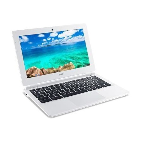 "Acer Chromebook 11 CB3-132-C7QF Notebook 11.6"" Intel Celeron N3060 Ram 4 GB eMMC 32 GB Google Chrome"