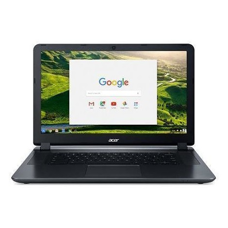 "Acer Chromebook 15 CB3-532-C7AR Notebook 15.6"" Intel Celeron N3060 Ram 4 GB eMMC 32 GB Google Chrome"