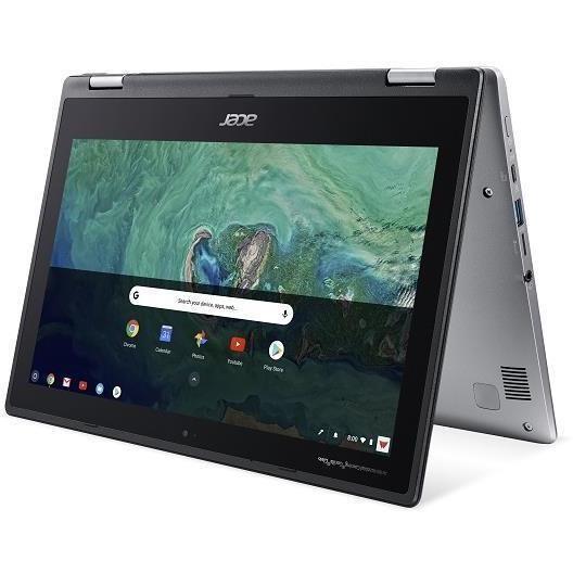 "Acer Chromebook CP311-1HN-C5VA Notebook convertibile 11.6"" Intel Celeron N3450 Ram 4 GB eMMC 32 GB Google Chrome"