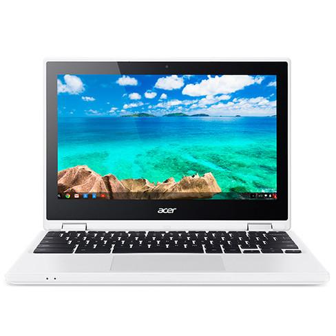 "Acer Chromebook R 11 CB5-132T-C70U Notebook convertibile 11.6"" Intel Celeron N3160 Ram 4 GB eMMC 32 GB Google Chrome"