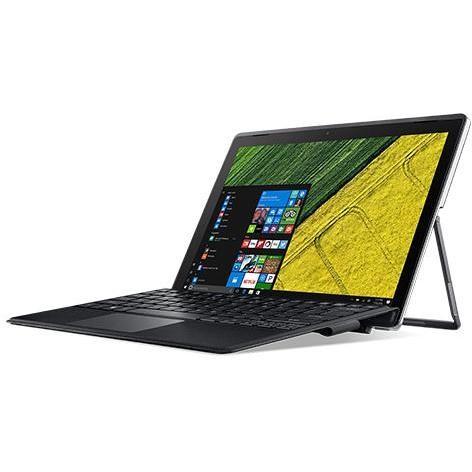 """Acer SW312-31-P65R notebook 12,2"""" touch screen Intel Pentium Quad Core Ram 4 GB eMMC 64 GB nero, grigio NT.LDRET.004"""