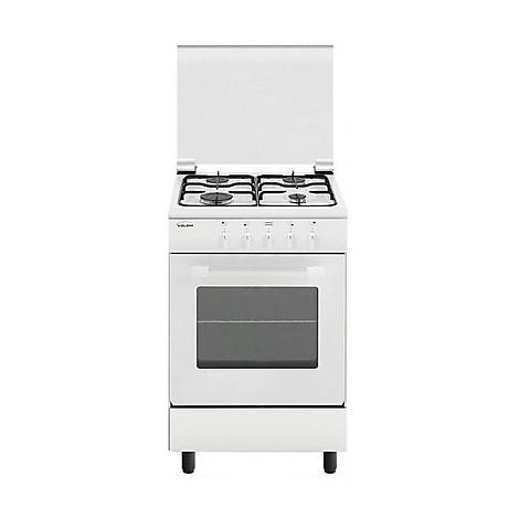 ae-55mx3 glem gas cucina 50x50 4 fuochi a gas forno elettrico ... - Cucina Quattro Fuochi