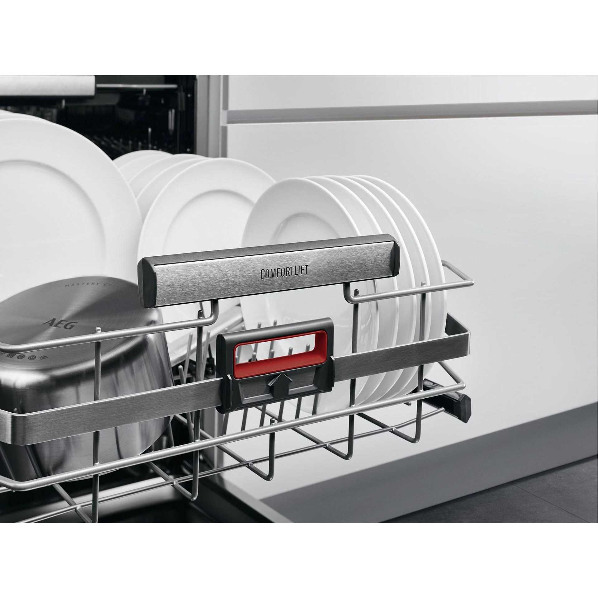 AEG FSE83810P lavastoviglie da incasso 13 coperti 8 programmi classe ...